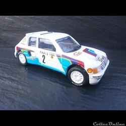 """Peugeot 205 Turbo 16 """"Rallye de Monte Carlo"""" 1985"""
