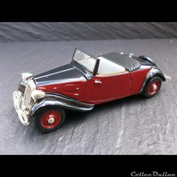 Citroën 7 roadster