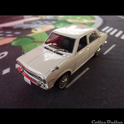 Collection Nissan - N°4 - Nissan Bluebir...