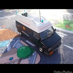"Fiat Ducato Maxi ""Artificieri Antisabota..."