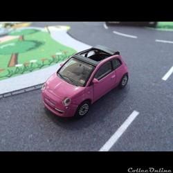 Fiat 500 découvrable
