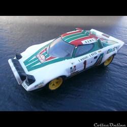 """Lancia Stratos HF """"Rallye de Monte-Carlo 1977"""""""