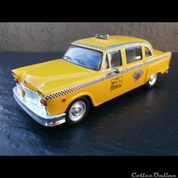"Checker Marathon ""Taxi de New York"""