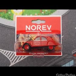 """Citroën 2CV """"Service départemental d'inc..."""