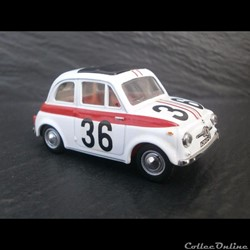 "Fiat 500 Sport ""Catania-Enna 1960"""