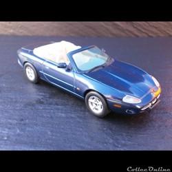 Jaguar XK8 open cabriolet