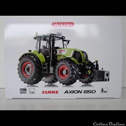 Wiking 7305 - Claas Axion 850 - OUI