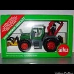 SIKU 3857 - Fendt Xylon Forestry - OUI