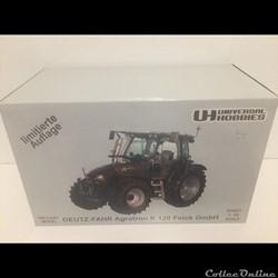 UH 2589 - Deutz Fahr Agrotron K120 - OUI