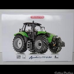 Wiking 7306 - Deutz Fahr Agrotron TTV 630 - OUI