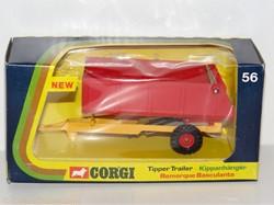 Corgi 56 - Remorque basculante - 1/32
