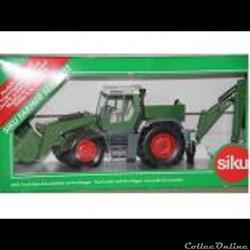 SIKU 3953 - Fendt Xylon TP - OUI