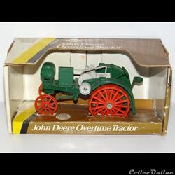 Ertl 5607 - John Deere JD Overtime Tract...