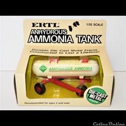 Ertl 1687A - Ammonia Tank - OUI