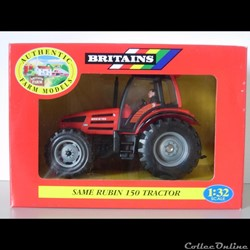 Britains - 00036 - 1/32 - Same Rubin 150