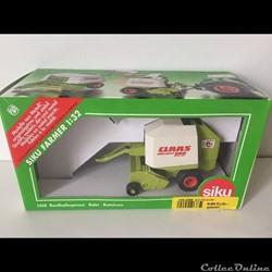 SIKU 2268 - Claas Rollant 250 Roto Cut -...