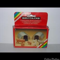 Britains - 04703 - 1/32 - Abris pour ani...