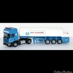 Fabriquant inconnu - Tracteur Scania