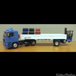 HL-MODELLSERVICE - Tracteur MAN