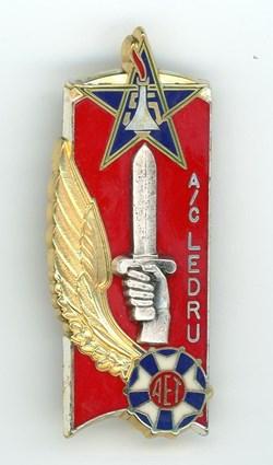 Insigne ENSOA - 131° Promotion Ledru Mic...