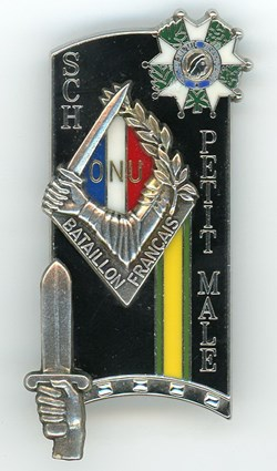 Insigne ENSOA - 178° Promotion Petit Mal...