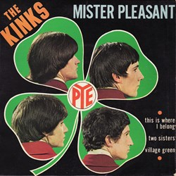 The Kinks - Mister Pleasant