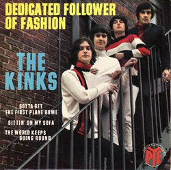 The Kinks - Dedicated Follower Of Fashio...