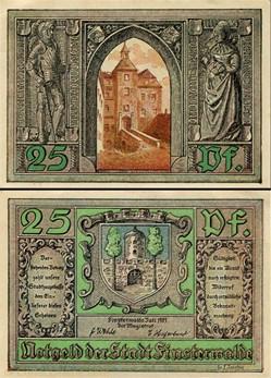 Finsterwalde 25 Pfennig
