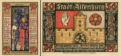 Altenburg 50 pfennig