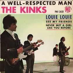 The Kinks -   A Well-Respected Man