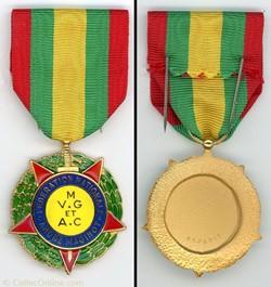 Médaille Fédération André Maginot