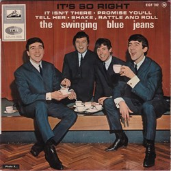 The Swinging blue jeans -  It's so right