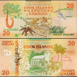 ILES COOK - PICK 9 a - 20 DOLLARS - 1992
