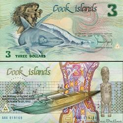 ILES COOK - PICK 6 - 3 DOLLARS - 1992