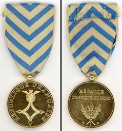 Médaille d'Afrique du Nord
