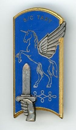 Insigne ENSOA - 119° Promotion Taxy Mari...