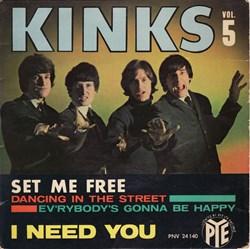 The Kinks -  Vol 5