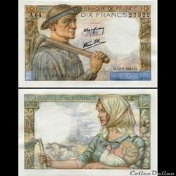FRANCE - 10 FRANCS