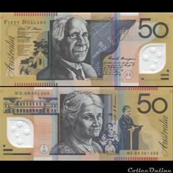 AUSTRALIE - PICK 60 g - 50 DOLLARS - 200...