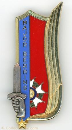 Insigne ENSOA - 100° Promotion Berring R...