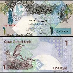 QATAR - PICK 20 - 1 RIAL - 2003