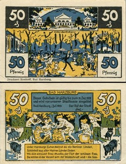 Bad Harzburg 50 pfennig