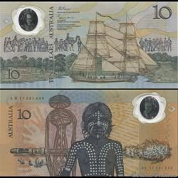 AUSTRALIE - PICK 49 b - 10 DOLLARS - 198...