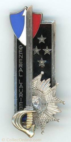 Insigne EMIA - 18° Promotion Général Lau...