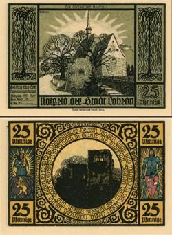 Lobeda 25 Pfennig