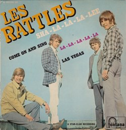 The Rattles - Les Rattles