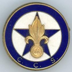 Insigne Légion Etrangère - 4° Régiment E...