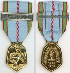 Médaille commémorative française de la g...
