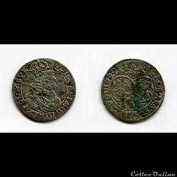 Pologne - 1660