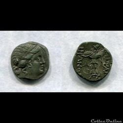 THRACE - MESSEMBRIA - c. 250-175 AC